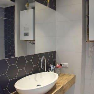 lustro łazienka