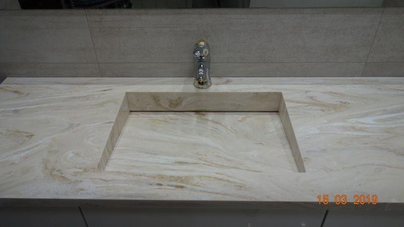 kwadrat umywalka