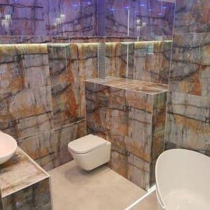 realizacja łazienki w domu