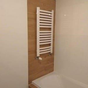 umiejscowienie grzejnika łazienkowego