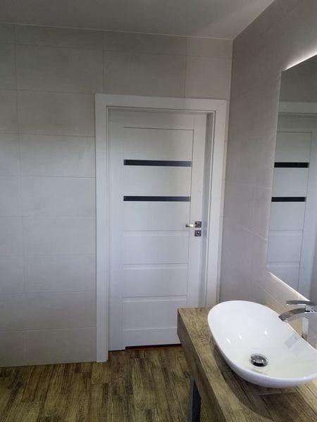 duże drzwi