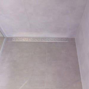 podłogi w łazience