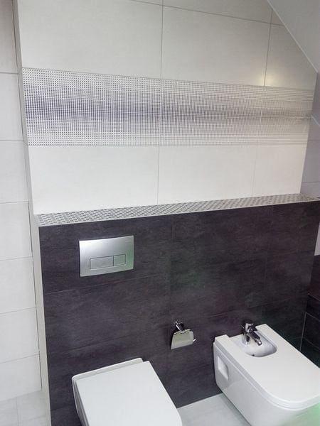 sufit podwieszany łazienka