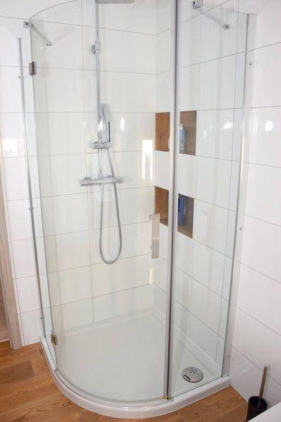 montaż prysznica