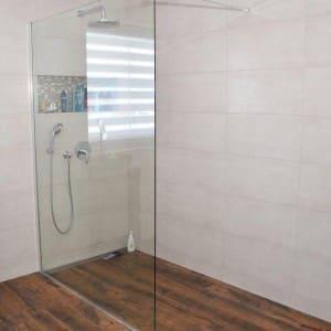 prysznic montaż