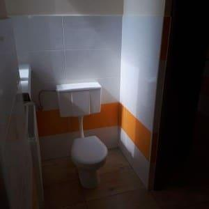 Łazienka ubikacja