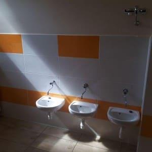 Łazienka umywalka